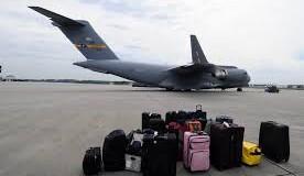 avion equipaje de mano