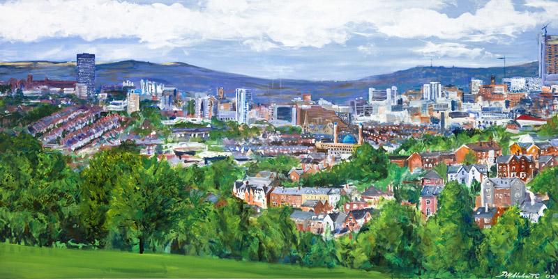 Sheffield es Santiago
